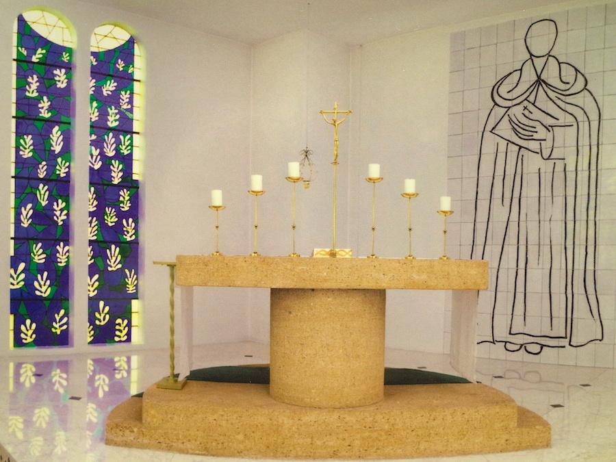 「ロザリオ礼拝堂」の画像検索結果